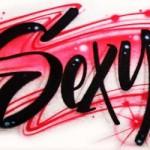 Airbrush Sexy Design