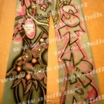 Airbrush Tinkerbell Jeans