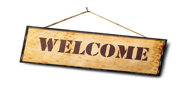 Welcome Customers & Clients