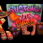 Customize Your Airbrush Shoes